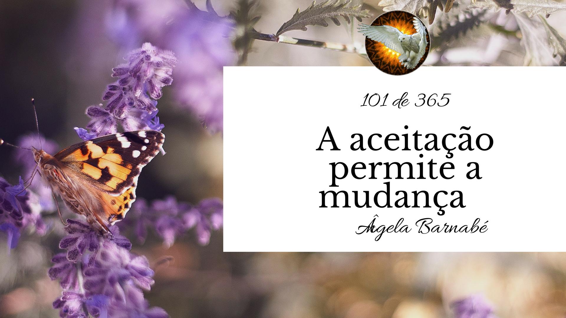 aceitação permite mudança