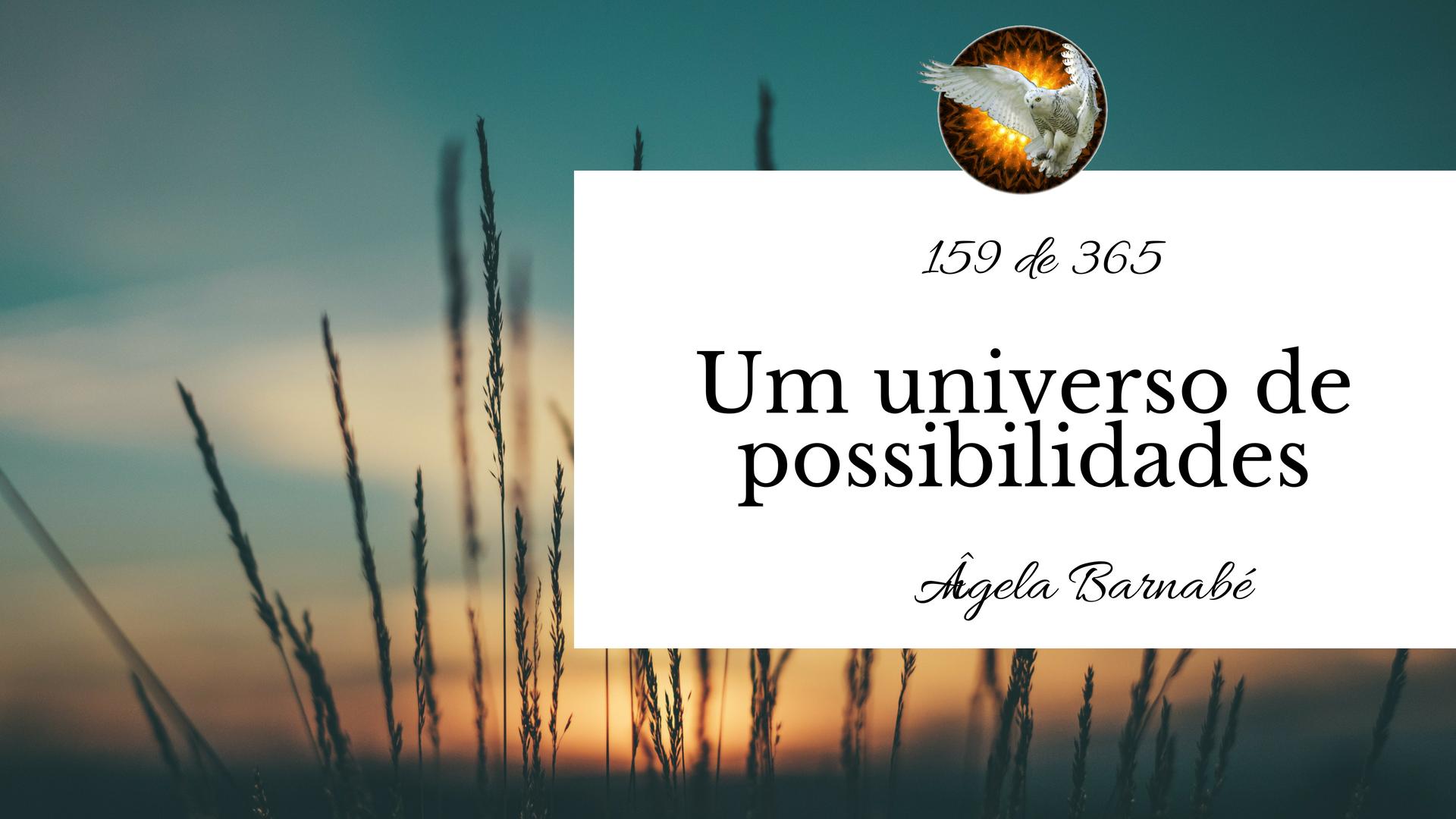 universo de possibilidades