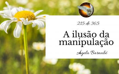 A ilusão da manipulação – 215 de 365